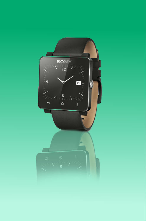 Это снижает зависимость smartwatch 2 от смартфона или планшета.