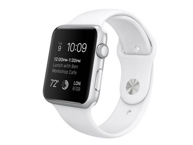 APPLE WATCH SPORT 42MM WITH SPORT BAND